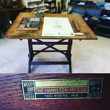 Hamilton Manufacturing Company Drafting Table Designtables Instaview Xyz Search View And Download Instagram