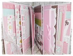 pretty photo albums pretty papers and lots of pages for pictures and journaling