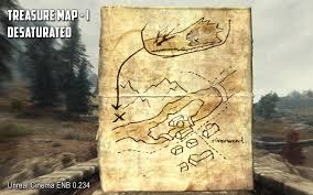 Bal Foyen Treasure Map Treasure Map X Skyrim Pr Energy