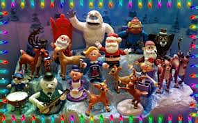 rudolph the nosed reindeer characters carol s view of new cast of characters