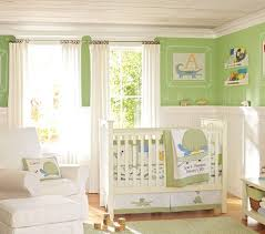 wall color is benjamin moore stem green green next to wainscoting