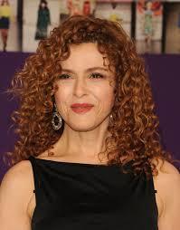 bernadette hairstyle how to bernadette peters medium curls bernadette peters hair looks