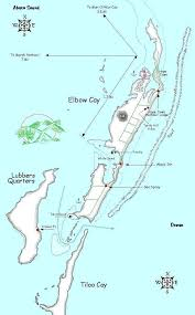 abaco resort map vacation resource guide to town abaco bahamas cay