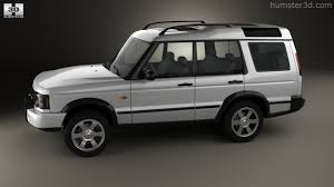 land rover discovery pickup 360 view of land rover discovery 2003 3d model hum3d store