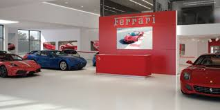 ferrari dealership ferrari dealership to mark grand opening