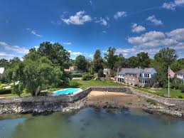 waterfront classic estate in stamford ct a luxury home for sale