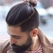man bun short sides 45 rebellious long hairstyles for men menhairstylist com