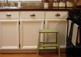HOME DZINE Kitchen Add Moulding And Trim To Cabinets - Kitchen cabinets moulding