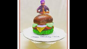 mcdonald burger cake delhi kfc chicken burger themed cake cake