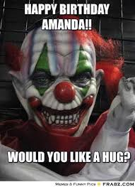 Scary Clown Meme - scary clown meme generator image memes at relatably com