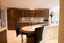 narrow kitchen with breakfast bar kitchen and decor picture of tan narrow breakfast bar kitchen island