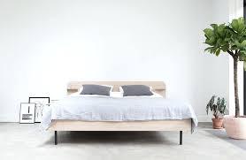 Scandinavian Bed Frames Scandinavian Design Beds Wood Bed Frame 4 Scandinavian Design