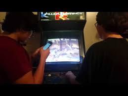 killer instinct arcade cabinet killer instinct arcade machine youtube