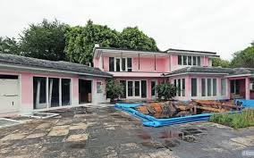 old house miami beach drug lord pablo escobar u0027s former mansion to be torn