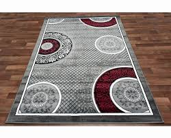 Pink And Black Rug Bedroom Red And Grey Area Rugs Roselawnlutheran Black Discount
