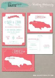 wedding invitations jamaica 28 best jamaica weddings images on jamaica wedding