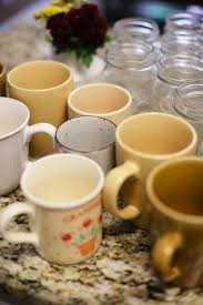 thanksgiving cups ten tables of thanksgiving country eclectic thanksgiving table
