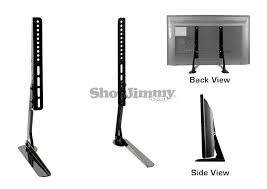 universal table top stand universal table top tv stand base for 15 32 flat screen tvs