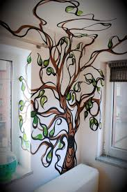 11 best mural in nursing home images on pinterest mural ideas hand painted wall tree mural