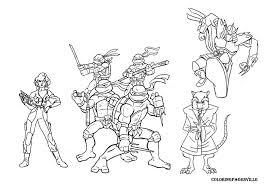 nick teenage mutant ninja turtles coloring pages decimamas