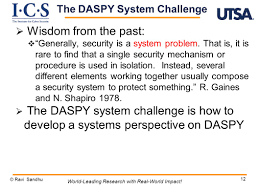Challenge Is It 1 The Challenge Of Data And Application Security And Privacy