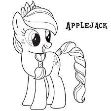 color pony