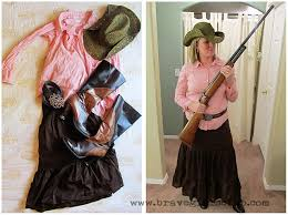 Kids Cowgirl Halloween Costume 11 Homemade Fun Halloween Costume Ideas Brave Girls Club