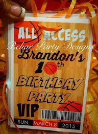 basketball party ideas best 25 basketball birthday ideas on