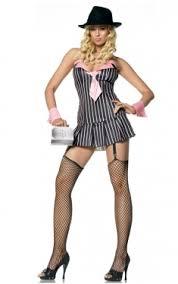 Gangster Woman Halloween Costumes Flappers U0026 Gangsters Flapper Gangster Costumes Women