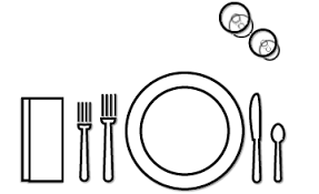 how to set a table with silverware table setting guide silverware