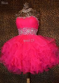 wholesale 2013 sale fuschia pink short prom pageant evening