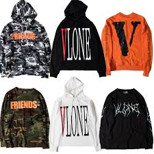 vlone hoodie men women 1 1 high quality hip hop v friend vlone