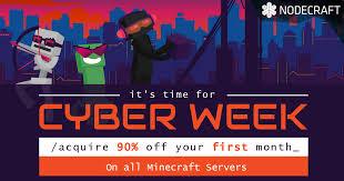 mine craft servers minecraft server hosting nodecraft hosting llc