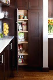 kitchen cabinet pantry ideas endearing small kitchen pantry ideas and small pantry cabinets