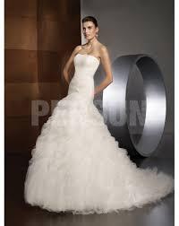 robe de mariã e traine robe de mariée sirène plissée vintage à a ligne à traîne sirène en