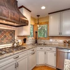 kitchen faucets calgary calgary copper backsplash kitchen contemporary with island black