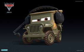 jeep wallpaper the sarge jeep from disney u0027s cars desktop wallpaper