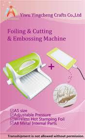 die cut machine paper die cutting machine similar as sizzix big