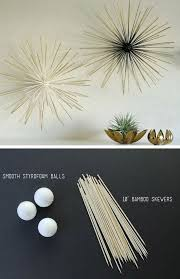 Diy Crafts For Home Decor Pinterest Best 25 Styrofoam Ball Crafts Ideas On Pinterest Styrofoam