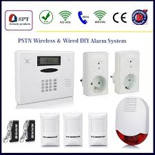battery operated security alarm system battery operated security
