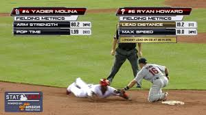 Nails Knocked Out Barely Breathing Inside Mlb Star - 2016 most extreme statcast baserunning moments mlb com