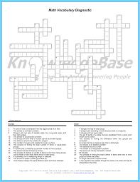 pre algebra vocabulary crossword puzzle bloomersplantnursery com