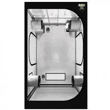 chambre de culture 120x120x200 blackbox silver chambre de culture bbs v2 120x120x200 cm