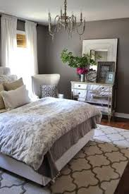 Beautiful Bedroom Decor Tufted Grey Headboard Mirrored - Bedroom ideas with mirrored furniture