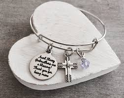 silver bracelet gift images Godmothers are a blessing thank you godmother by sajolie on zibbet jpg