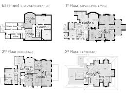 Floor Plans Mansions by Mansion Foster Condos Luxury Condominiums On Delaware Avenue In