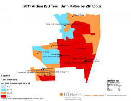 Harris County Zip Code Map by Teen Birth Rate Maps By Harris County District Prevention
