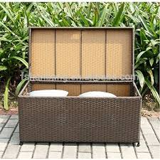 waterpoof outdoor patio garden wicker rattan pillow cushion toy