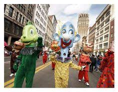 50th anniversary of the j l hudson s thanksgiving day parade in