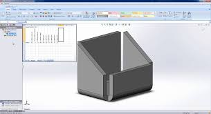 Solidworks Home Design Using Design Tables In Solidworks Youtube